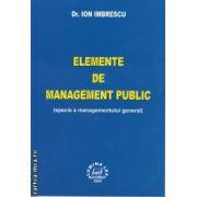 Elemente de Management Public