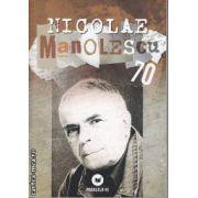 Nicolae Manolescu 70