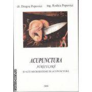 Acupunctura Auriculara