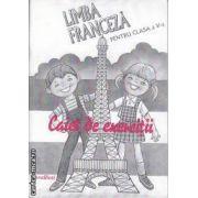 Limba Franceza pentru clasa 5-a Caiet de exercitii
