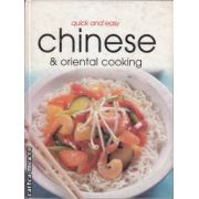 Quick and easy Chinese and oriental cooking