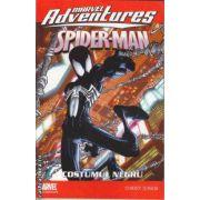 Costumul Negru Spider-Man