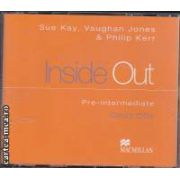 Inside Out Pre-Intermediate Class CDs