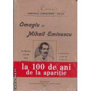 Omagiul lui Mihail Eminescu