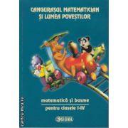 Cangurasul Matematician si Lumea Povestilor matematica si basme clasele 1-4