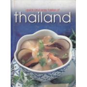 Quick and easy tastes of Thailand