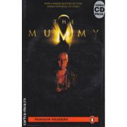 The mummy Level 2 + CD(editura Longman isbn:978-1-4058-7861-6)
