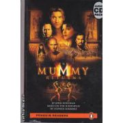The mummy returns Level 2 + CD(editura Longman, autori:John Whitman, Stephen Sommers isbn:978-1-4058-7860-9)