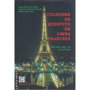 Culegere de Exercitii de Limba Franceza pentru anii 1-3