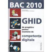 Ghid de pregatire pentru examene de competente digitale Bac 2010