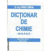 Dictionar de Chimie de la A la Z