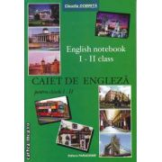 Caiet de engleza clasele  1- 2 English notebook 1-2 class