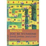 Joc si Numere Exercitii probleme jocuri si teste pentru clasa 1