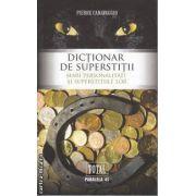 Dictionar de Superstitii