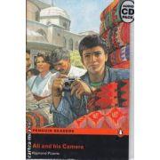 Ali and his Camera Level 1 Beginner(editura Longman, autor:Raymond Pizante isbn:978-1-4058-7801-2)