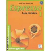 Espresso Corso di Italiano 1 Libro dello studente ed esercizi +CD