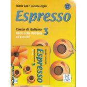 Espresso Corso di italiano 3 Libro dello studente ed esercizi +CD