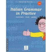 Italian Grammar in Practice exercises-tests-games