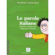 Le parole italiane esercizi e giochi per imparare il lessico