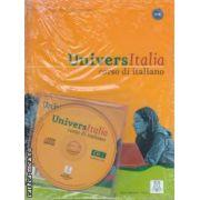 Univers Italia corso di italiano +CD