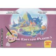 Caiet de Educatie Plastica clasa 2 a