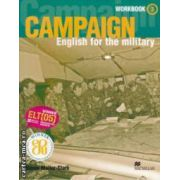 Campaign English for the military 3 Workbook + CD