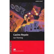 Casino Royale - Level 4 Pre-Intermediate ( editura: Macmillan, autor: Ian Fleming, ISBN 978-0-2300-3749-6 )