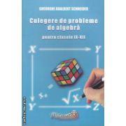 Culegere de probleme de algebra clasele 9-12