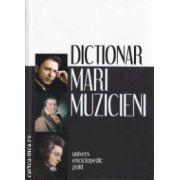 Dictionar Mari Muzicieni