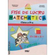 Fise de lucru Matematica clasa 4-a