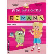 Fise de lucru Limba si literatura Romana clasa 3 a Chiriac