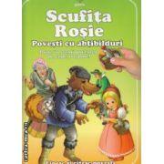 Scufita Rosie Povesti cu abtibilduri