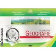 Geografie Fise de lucru Clasa 4 a