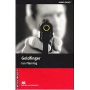 Goldfinger - Level 5 Intermediate ( editura: Macmillan, autor: Ian Fleming, ISBN 978-0-2300-3529-4 )