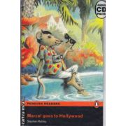 Marcel goes to Hollywood Level 1 Beginner(editura Longman, autor:Stephen Rabley isbn:978-1-4058-7810-4)