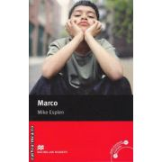 Marco - Level 2 Beginner ( editura: Macmillan, autor: Mike Esplen, ISBN 978-0-230-03501-0 )