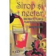 Sirop si nectar din fructe flori si plante medicinale