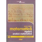 Matematica algebra analiza matematica clasa 11