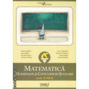 Matematica Olimpiade si Concursuri scolare clasa 8 a