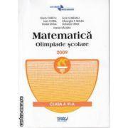 Matematica Olimpiade scolare clasa 6 a 2009