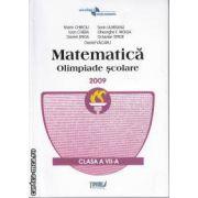 Matematica Olimpiade scolare clasa 7 a 2009