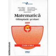Matematica Olimpiade scolare clasa 8 a2009