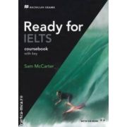 Ready for IELTS coursebook with key +CD