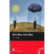 Rich Man Poor Man - Level 2 Beginner ( editura: Macmillan, autor: T. C. Jupp, ISBN 978-0-230-03037-4 )