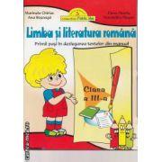 Limba si literatura romana Primii pasi in dezlegarea textelor din manual clasa 3 a Pitila