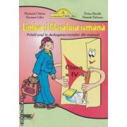 Limba si literatura Romana Primii pasi in dezlegarea textelor din manual clasa 4 a Ana
