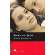 Romeo and Juliet - Level 4 Pre-Intermediate ( editura: Macmillan, autor: William Shakespeare, ISBN 978-1-4050-8730-8 )