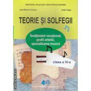 Teorie si solfegii clasa 4 a