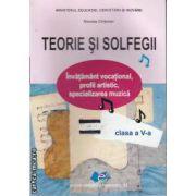 Teorie si Solfegii clasa 5 a