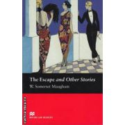 The Escape and Other stories - Level 3 Elementary ( editura: Macmillan, autor: W. Somerset Maugham, ISBN 978-1-4050-7266-3 )